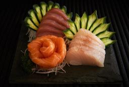 Sashimi Misto 15 Peças
