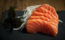 Sashimi Salmão Gravlax