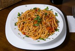 Espaguete ao Pomodoro