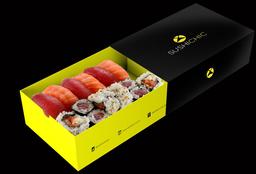 Petite Box Salmão e Atum -14un