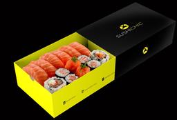 Petite Box Salmão - 14un