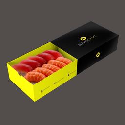 Petite Box Sushi - 10 Unidades