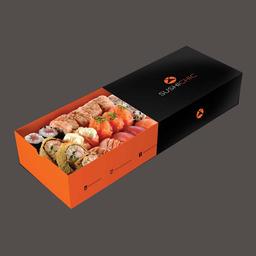 Sushi Box Classic - 22 Unidades