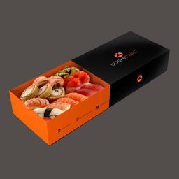 Sushi Box Especial - 18 Unidades