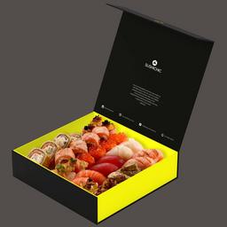Silver Box Gourmet - 30 Unidades