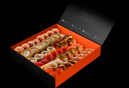 Gold Box Gourmet - 53un