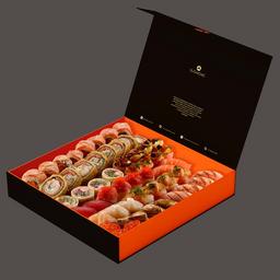 Gold Box Gourmet - 53 Unidades