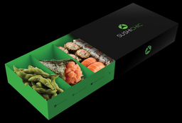 Lunch Box 3 - 12un