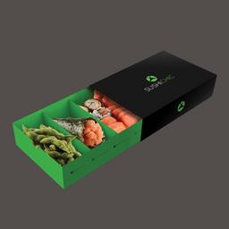 Lunch Box 4 - 15 Unidades