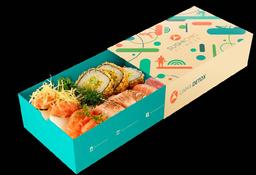 Petite Box Fitness - 15 un com arroz integral
