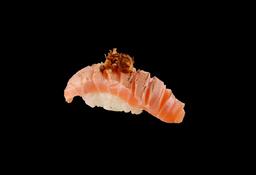 Sushi de Salmão com Alho Poró