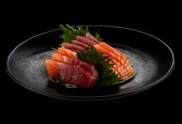 Sashimi Salmão E Atum