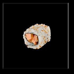 Uramaki Salmão Empanado