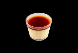 Pudim de Fava de Baunilha Madagascar com Caramelo