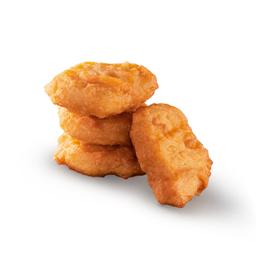 Chicken McNuggets - 4 unidades - Sem molho