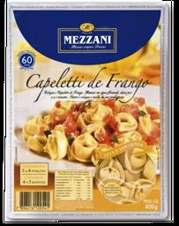 Capeletti Mezzani Frango 400 g