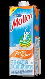 Leite Longa Vida Zero Lactose Molico Desnatado 1L