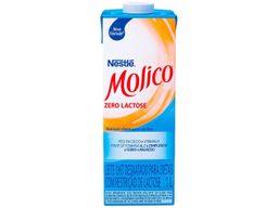 Nestlé Leite Zero Lactose Molico Desnatado Uht 1 L