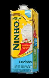 Leite Ninho Levinho Semidesnatado 1 L
