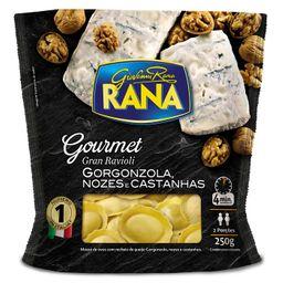Massa Rana Gourmet Gorgonzola, Nozes e Castanha 250 g