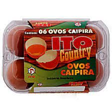 Ito Ovos Caipira Country