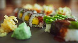 Vegetariano 10 Peças Vegetariano