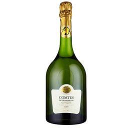 Champagne Comtes De Champagne Taittinger Blanc De Blancs 750 mL