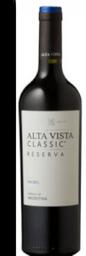 Vinho Argentino Alta Vista Classic Reserva 750 mL