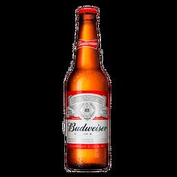 Cerveja Budweiser - Long Neck 343  mL- Cód. 11085