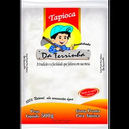 Tapioca Da Terrinha - 500 g- Cód. 11189