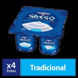 Iogurte Grego Danone Tradicional 400G - Cód.11191