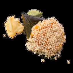 Temaki Salmão Crunch