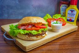 Vegans Burger