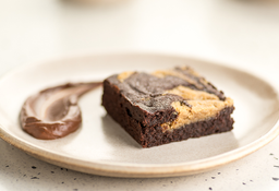 Tiger Brownie com Peanut Butter