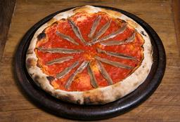 Pizza de Aliche Italiano