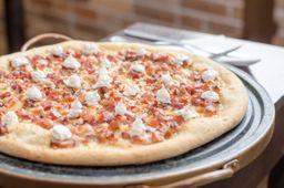 Pizza de Bacon Cheese Eat's