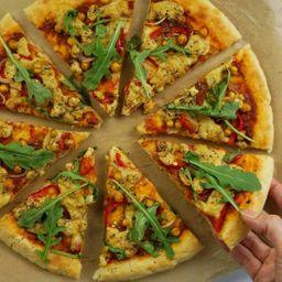 Pizza de Cheddar