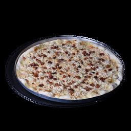 Pizza de Frango e Bacon Barbecue
