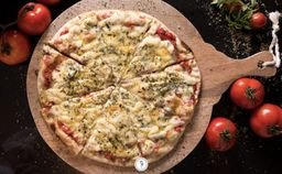 Pizza Eat's Gorgonzola