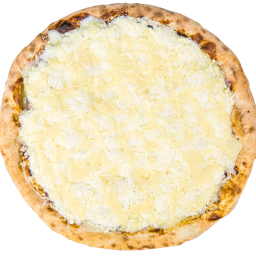 Pizza de Chocolate Branco