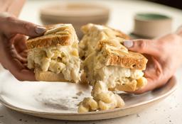 Mac'n Cheese Sandwich