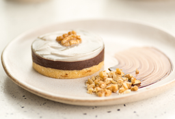 Torta Fudge De Chocolate E Salted Caramel