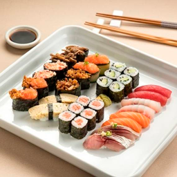 Double Sushi Combo