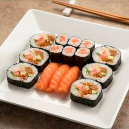 Salmon Lunch Bento