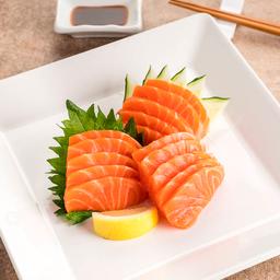 15 Salmon Sashimi Slices