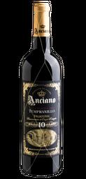 Vinho Tinto Anciano Gran Reserva 10 years Valdepenas DOP 2007