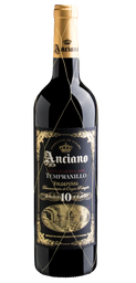 Vinho Anciano Gran Reserva 10 Years Valdepenas D.O. 2006 750 mL