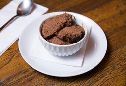 Mousse de Chocolate Preto