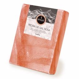 Sal Rosa Himalaia 20x30x4cm Placa