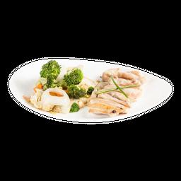 Teppanyaki de Frango - 100075